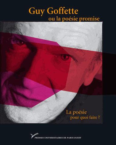Guy Goffette ou la poésie promise: couverture