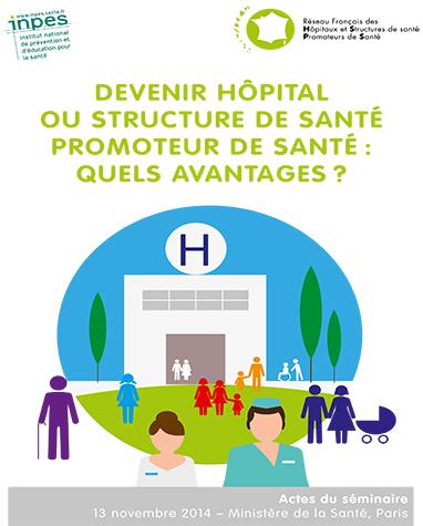 Couverture des actes du premier séminaire du Réseau français HSPS
