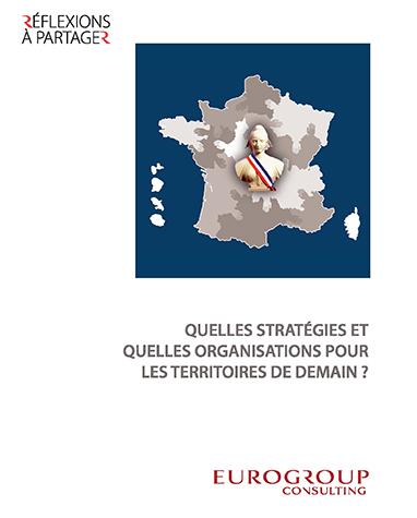Correctrice de l'ouvrage Réforme des territoires pour le cabinet Eurogroup Consulting