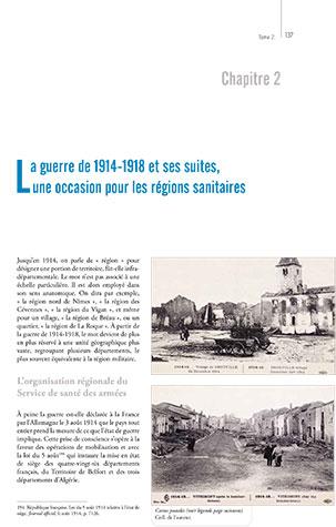 Page 138 du livre L'Hôpital et le Territoire illustrant ma mission de correctrice