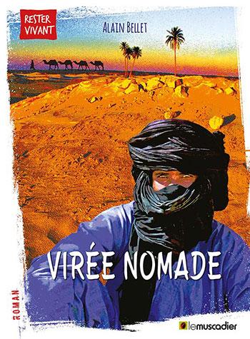 Création de l'ebook Virée nomade, éditions Le Muscadier