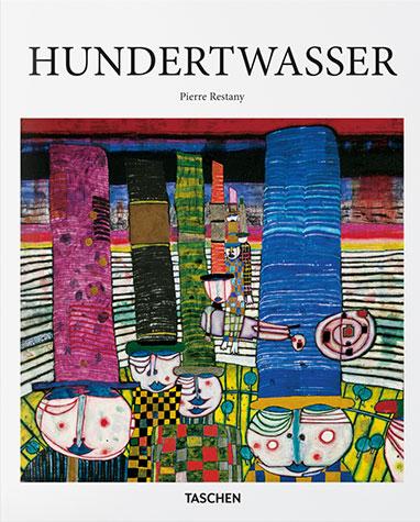 Relecteur correcteur, épreuves du livre Hundertwasser, le peintre-roi aux cinq peaux (éditions Taschen)