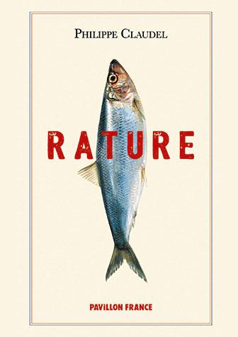 Relecteur correcteur de Rature, une nouvelle écrite par Philippe Claudel, pour l'agence Les gros mots