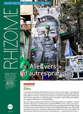 Secrétaire de rédaction, revue Rhizome, n° 68
